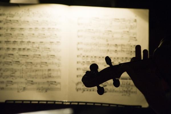 Violin-silhouette