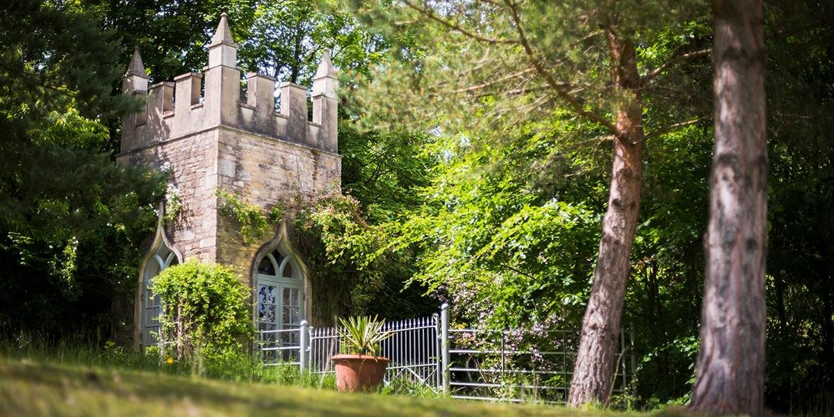 Gothic Tower Header
