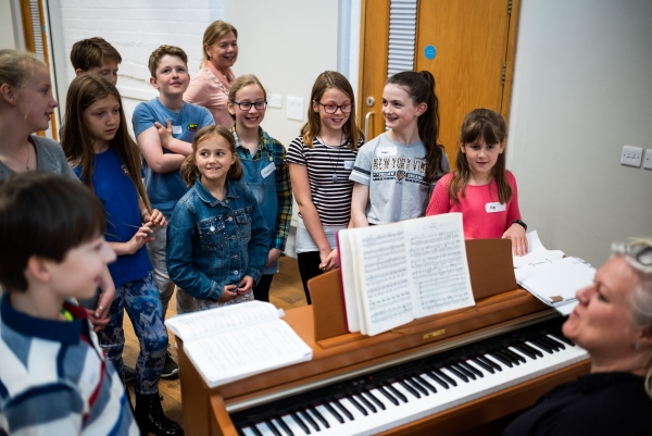 Youth Chorus Cr Matthew Williams Ellis 10