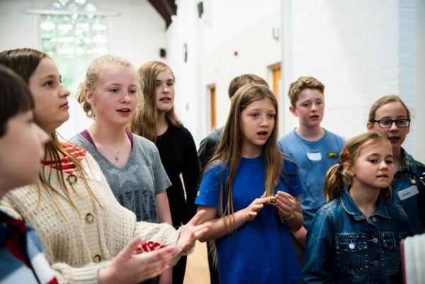Youth Chorus Cr Matthew Williams Ellis 14
