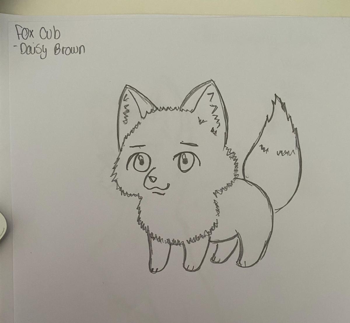 Foxcub 1