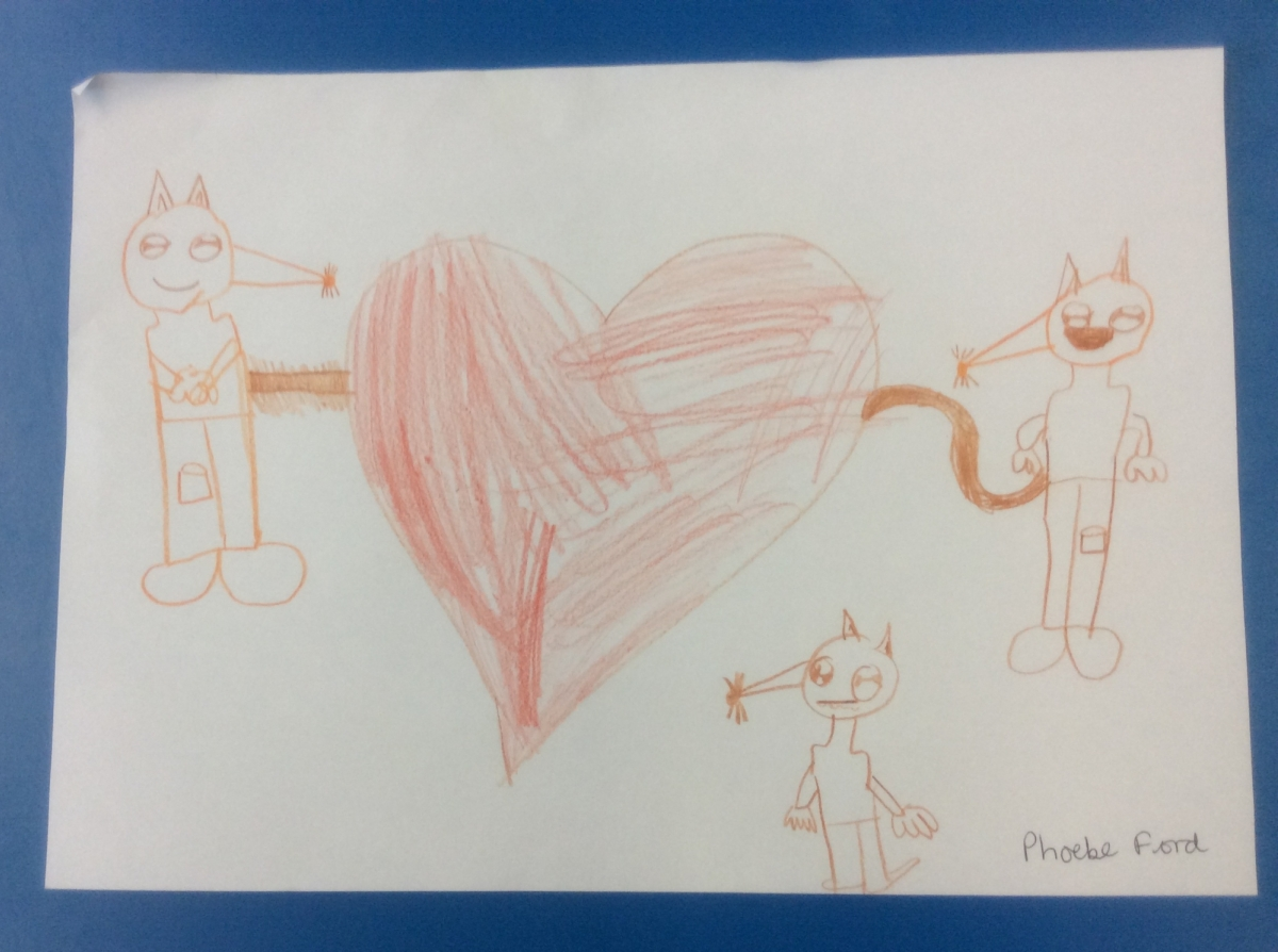Foxcubs As Martians With Heart 1