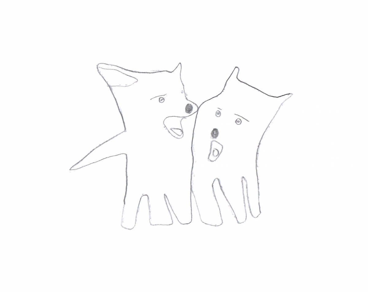Foxes Squarepants 1