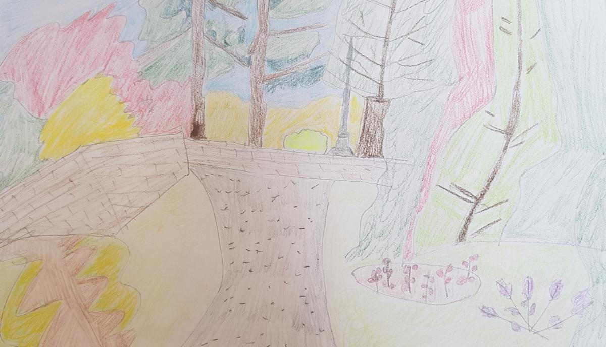 Landscape Pastel 1