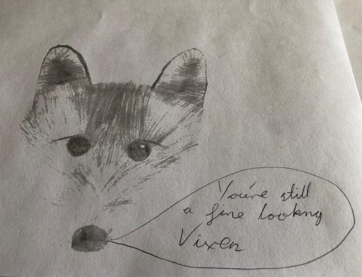 Youre Still A Fine Looking Vixen
