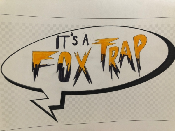 Word Bubble Its A Fox Trap 1
