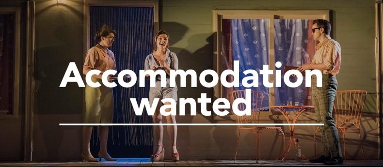 Accommodation Wanted