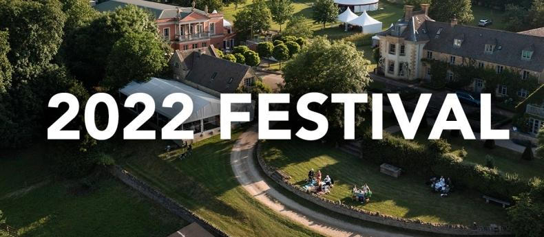 2022 Festival News