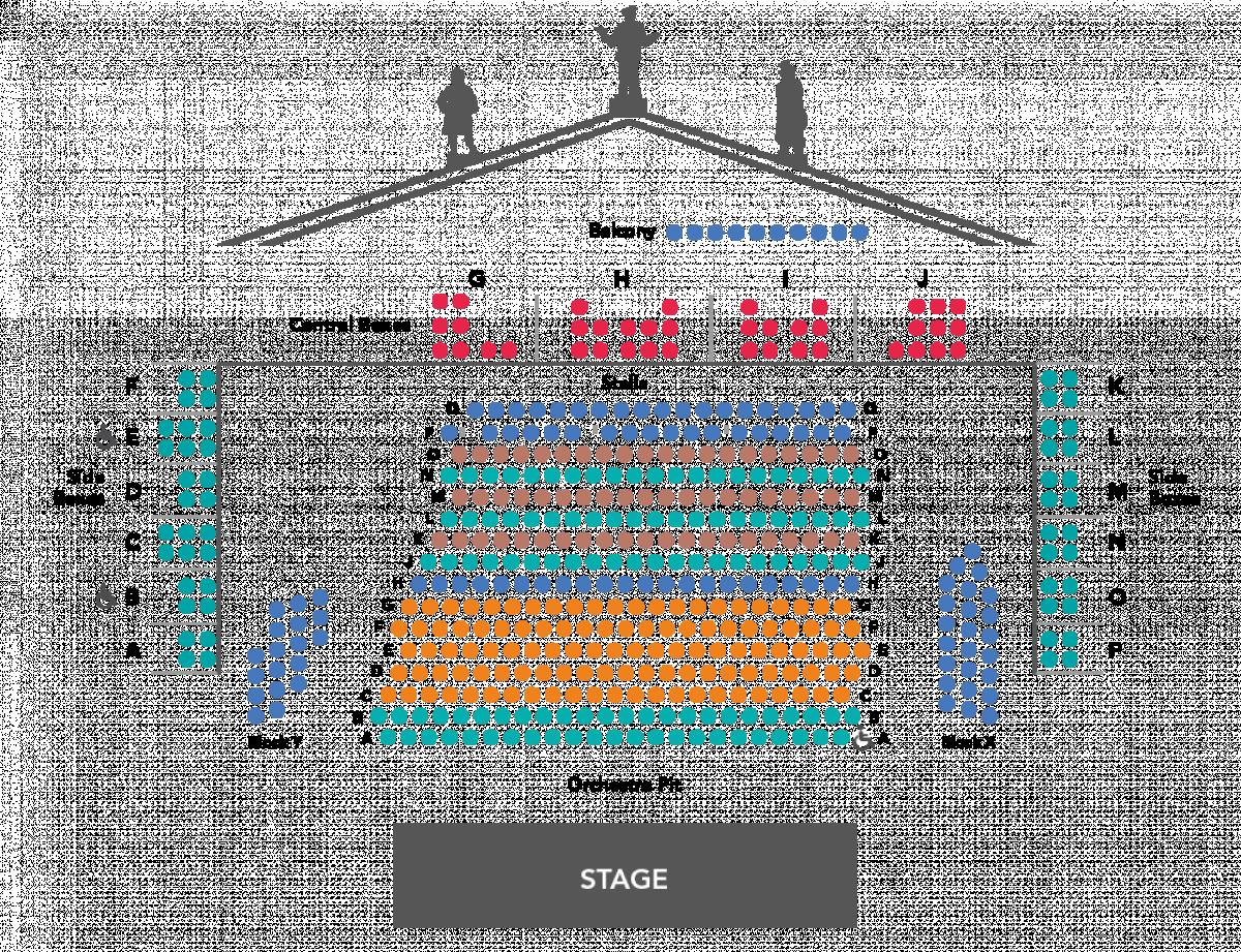 2018 Seat Plan