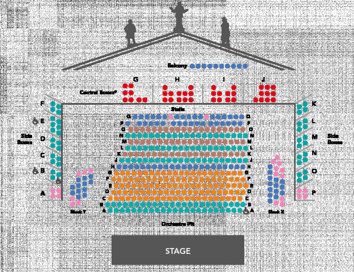 2019 Seat Plan
