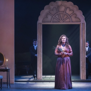 Susanna  Fairbairn As The  Countess C   Matthew  Williams  Ellis