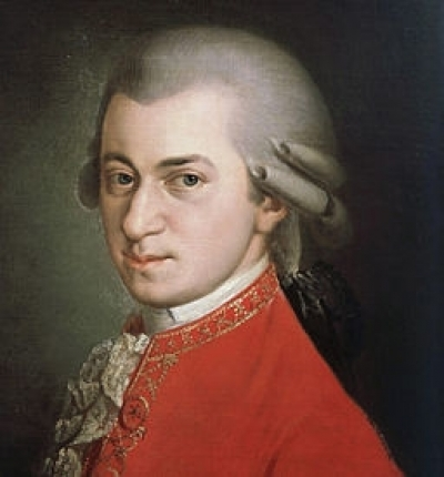 Wolfgang Amadeus Mozart 1 Revert